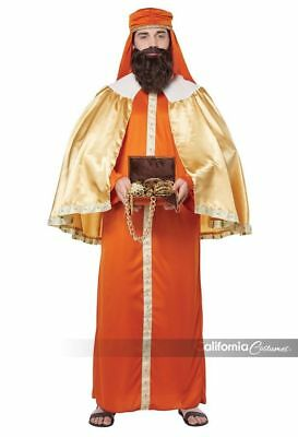 California Costumes Gaspar Wise Man Three Kings Adult Halloween Costume 01499 - Halloween Costumes Three