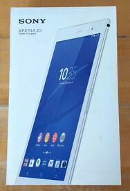 Sony Xperia Z3 Tablet Compact Black 16GB Wifi *FOR SALE OR SWAP*