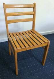 Chair - Solid Wood