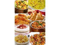 Ramadan special Meat or vegetable Platter
