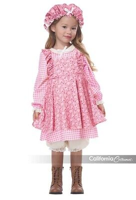 California Costumes Little Prärie Kleid Kleinkind Mädchen Halloween - Kleinkind-mädchen-halloween-kostüm