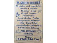M.SALEEM BUILDERS