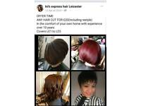Ini's Express Hair Leicester
