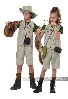 Wildlife Expert / Archaeologist - Bindi / Robert Irwin Child Costume (Archeologist Costume)