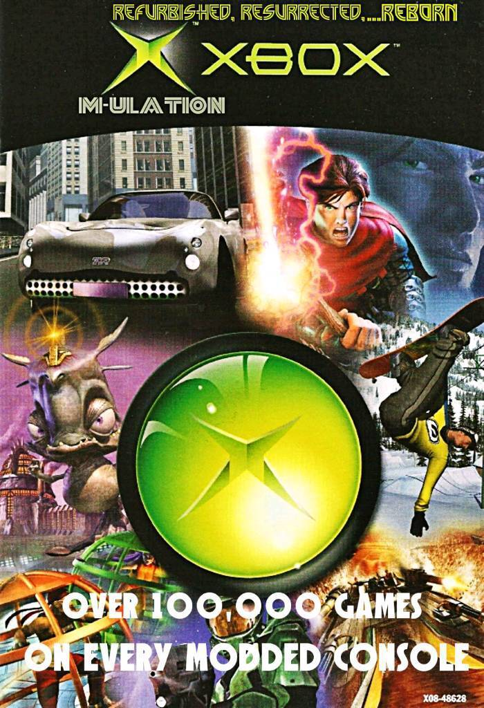 THE ORIGINAL XBOX IS BACK..BUT BETTER THAN EVER!!