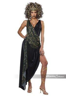 California Costumes Sedusa Medusa Sexy Adult Womens Halloween Costume 01431