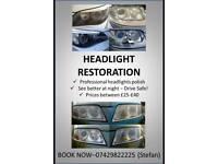 Headlight Resoratio