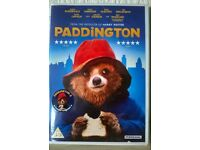 Paddington DVD brand new and still in plastic sleeve
