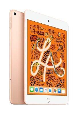 Apple iPad mini 2019 Gold 256GB LTE iOS Tablet 7,9