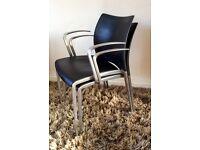 Senator Aura Die Cast Aluminium Chairs