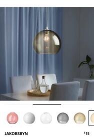 Ikea jakobsbyn pendant light new