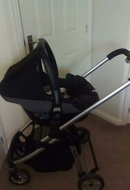 ICANDY Buggy/Pram 2 x Maxi Cosy Car seats and accessories