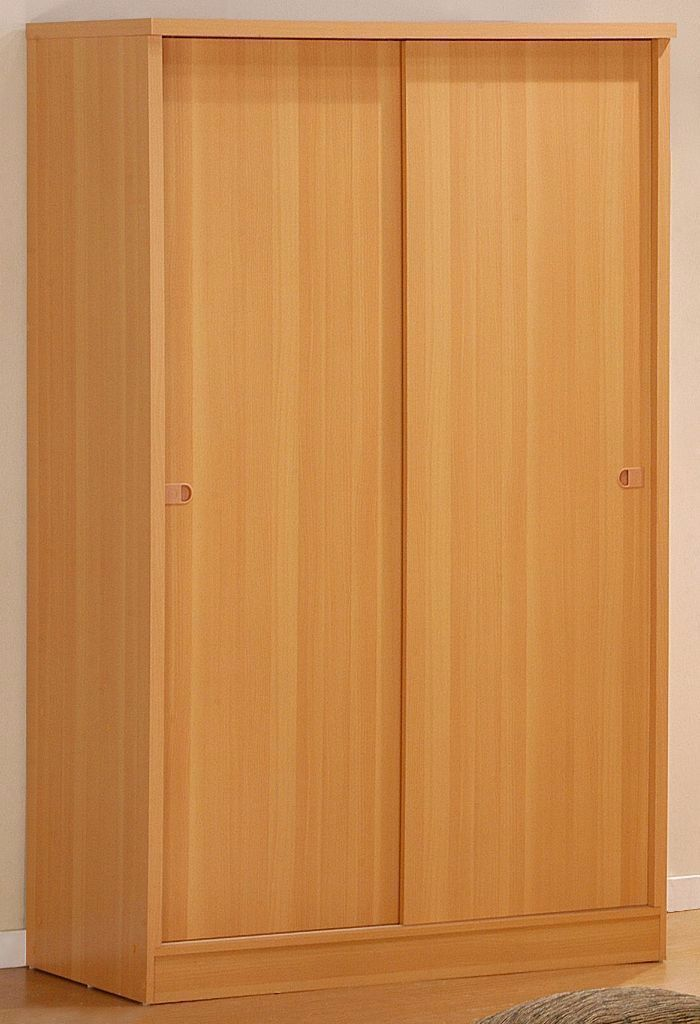 Brand New 2 Door Sliding Wardrobe with Shelves,