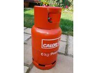 Caravan propane bottle 6k.