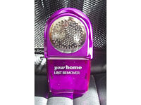 FREE surely someone wants this - Brand New - Your Home Lint remover Model D9793