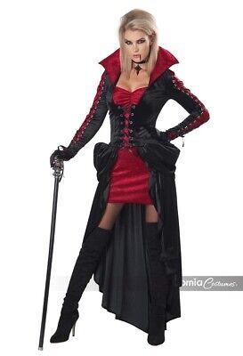 California Kostüme Blutrünstige Vixen Vampir Erwachsene Halloween Kostüm - Erwachsene Vampir Halloween Kostüme