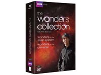 The Wonders Collection [DVD] Brian Cox