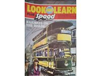 Vintage 1970's 'Look and Learn' magazine Edition Number 824