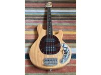 Music Man Stingray HH bass