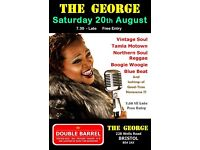 SATURDAY 20th AUGUST - 60s 70s SOUL / REGGAE / MOTOWN / SKA with DOUBLE BARREL . TOTTERDOWN