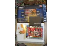 ATI RADEON 9550 256 MB Graphics Card VGA/DVI out AGP 8