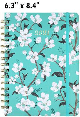 Weekly Monthly Planner Organizer 2021 Calendar With Pocket Agenda Schedule Book