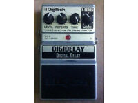 Digidelay - Digitech - stereo delay