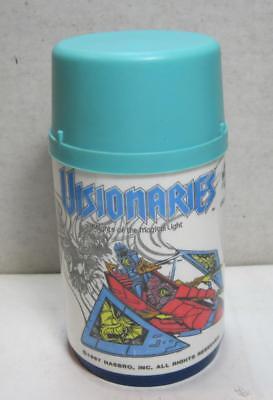 Vintage 1987 Visionaries Aladdin Thermos
