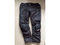 Blade Sport Textile Men's RST motorcycle trousers size 4XL