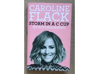 Caroline Flack Book