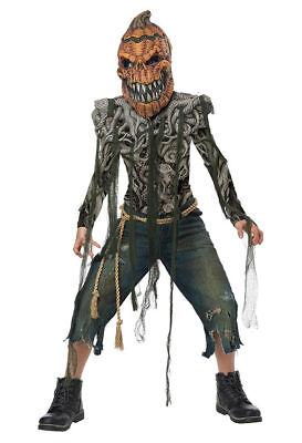 California Kostüme Pumpkin Kreatur Monster Kind Jungen Halloween Kostüm 00632