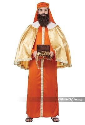 Erwachsener Mann Halloween Kostüme (California Kostüme Gaspar Weiser Mann Three Kings Erwachsene Halloween Kostüm)