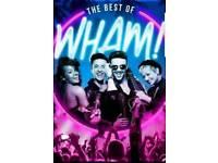 Best of WHAM 2x tickets Princes Hall, Aldershot