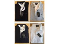 Armani jeans polo BNWT 4 colours, 5 sizes