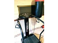 Vibration Fitness Trainer - Good Condition