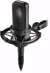 Microphone à condensateur cardioïde Audio-Technica AT4040