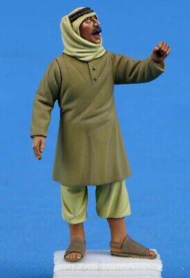 Verlinden Built 1:35 Arab Street Anger Figure 2 Original Display VPB2070V1