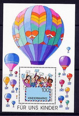 BRD 1933 Block 40 ** postfrisch 1997 Kinder Heißluftballon -RABATT