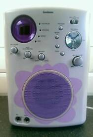 Goodmans CD player/Karaoke