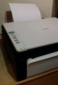 Ricoh Aficio SP 100SU e Multifunction 3in1 LASER Printer scanner copier FULLY WORKING