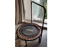 FIT BOUNCE PRO REBOUNDER - trampoline for sale