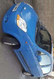 Chevrolet Matiz next MOT sept2017