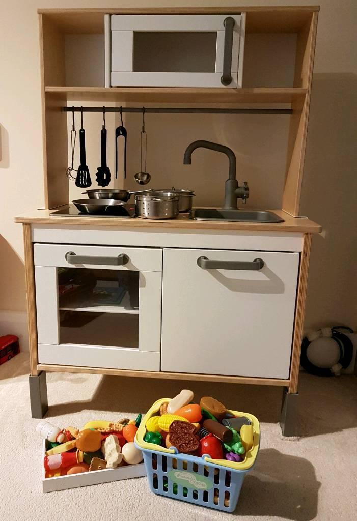 ebay kidkraft wooden play kitchen itm uptown espresso