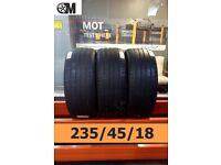 235 45 18 Hankook Ventus Prime Fit & Balance 4mm