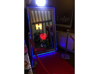 Magic Mirror Moments photo booth selfies
