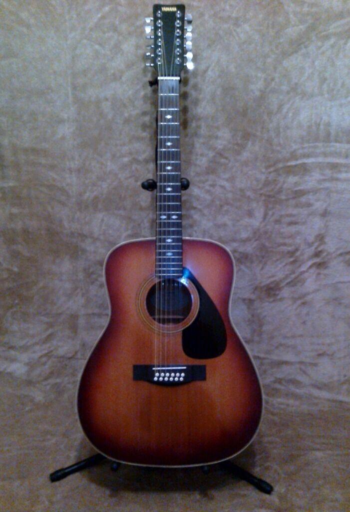 Yamaha Fg Ii Acoustic