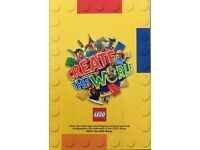 Sainsbury's Lego card swaps