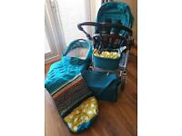 Mamas and papas prom/pushchair -BARGAIN