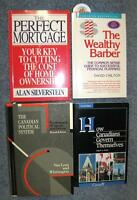 Politics and Mortgage/Finance/Investing Books - Like New!