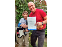 Guitar Bass Theory Lessons - Qualified RockSchool + City & Guilds 1-2-1 Tutor Tuition School Teacher